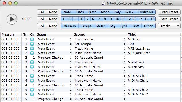 NOTION Music Forum • View topic - Multi track MIDI files